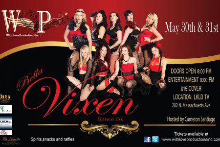 WLP Presents: Bella Vixen Dance Co. –...