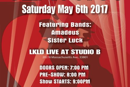 Sat. May 6th, 2017 – WLP Presents:...