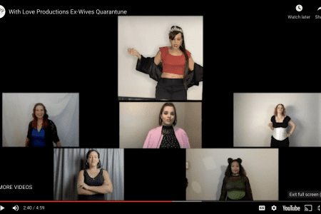 VIDEO: Ex-Wives Quarantune